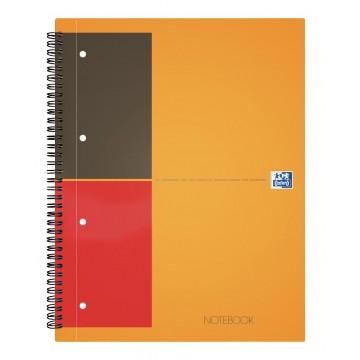 Oxford INTERNATIONAL Notebook Connect, zonder scanbare pagina s, 160 bladzijden, A4+, gelijnd