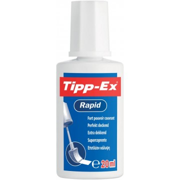 Tipp-Ex correctievloeistof Rapid