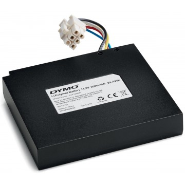 Dymo batterij voor XTL 500