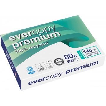 Clairefontaine Evercopy kopieerpapier Premium A4, 80gr, pak a 500 vel