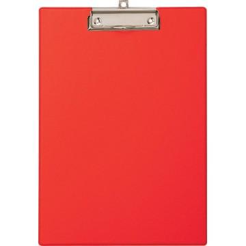 Maul klemplaat, uit PP, voor A4, rood