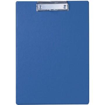 Maul klemplaat, uit PP, voor A4, blauw