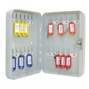 Sleutelkastjes en -hangers