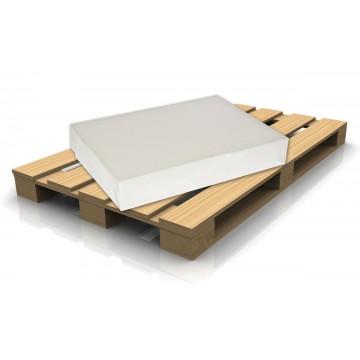 Kopieerpapier A4, 75gr, pallet van 200 pakken van 500 vel