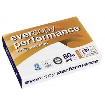 Clairefontaine Evercopy kopieerpapier Performance A4, 80gr, pak a 500 vel