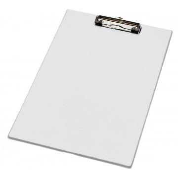5 Star klemplaat voor folio/A4, wit