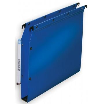 L Oblique hangmappen voor kasten Ultimate bodem 30mm, blauw