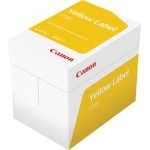 Canon Yellow Label Copy kopieerpapier A4, 80gr, pak a 500 vel