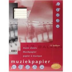 Muziekschriften