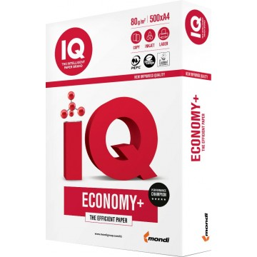 IQ Economy+ printpapier A3, 80gr, pak a 500 vel