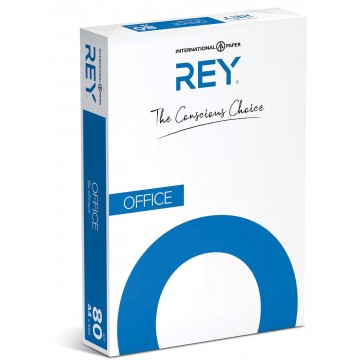 Rey Office Document printpapier A4, 80gr, doos a 2500 vel