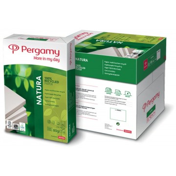 Pergamy kopieerpapier Natura PALLET (240 riemen/Pallet)