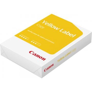 Canon Yellow Label Copy kopieerpapier A4, 80gr, pak a 500 vel