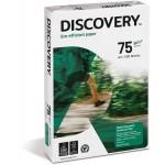 Discovery kopieerpapier A4, 75gr, pak a 500 vel
