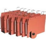 L Oblique hangmappen voor kasten TUB 330x250mm, V-bodem